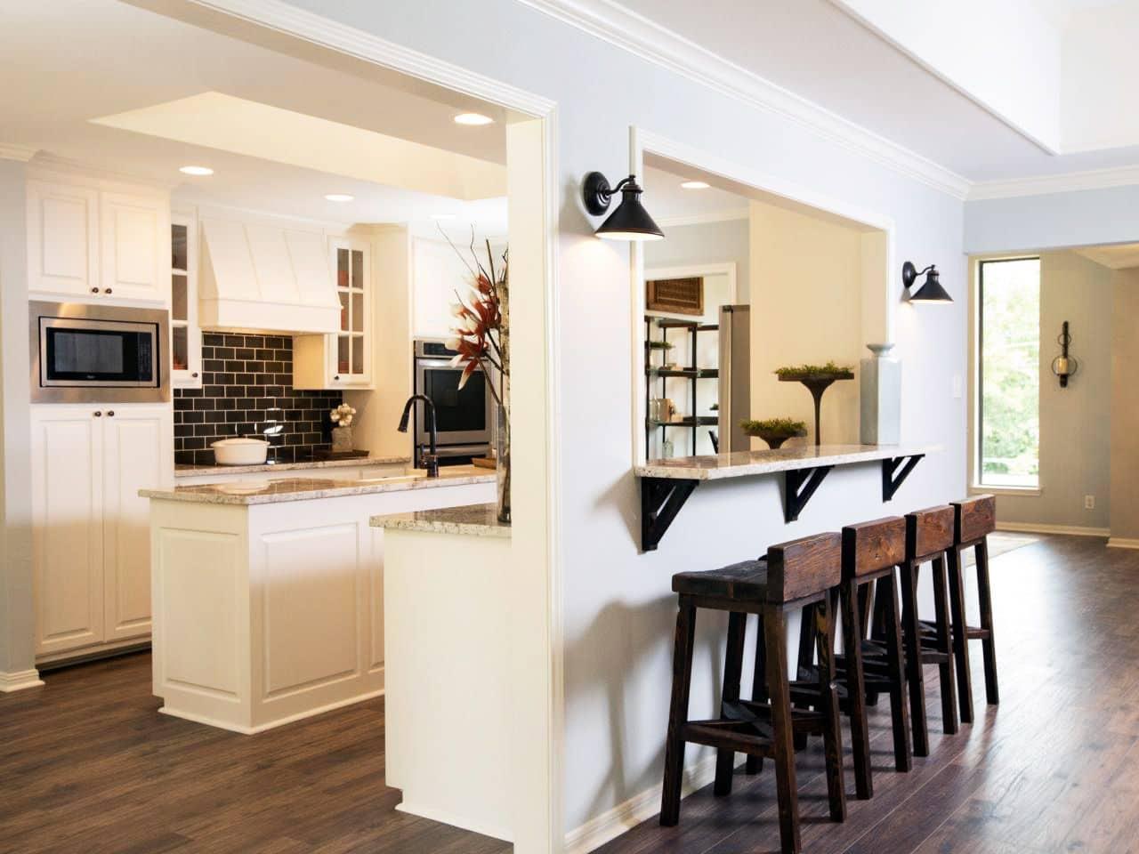 Phải làm gì để thiết kế quầy bar gia đình đẹp như nhà hàng 05