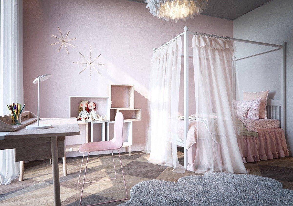 Tổng hợp 10 màu sơn phòng ngủ đẹp để bạn say giấc nồng 04