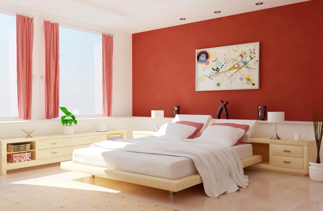 Tổng hợp 10 màu sơn phòng ngủ đẹp để bạn say giấc nồng 07