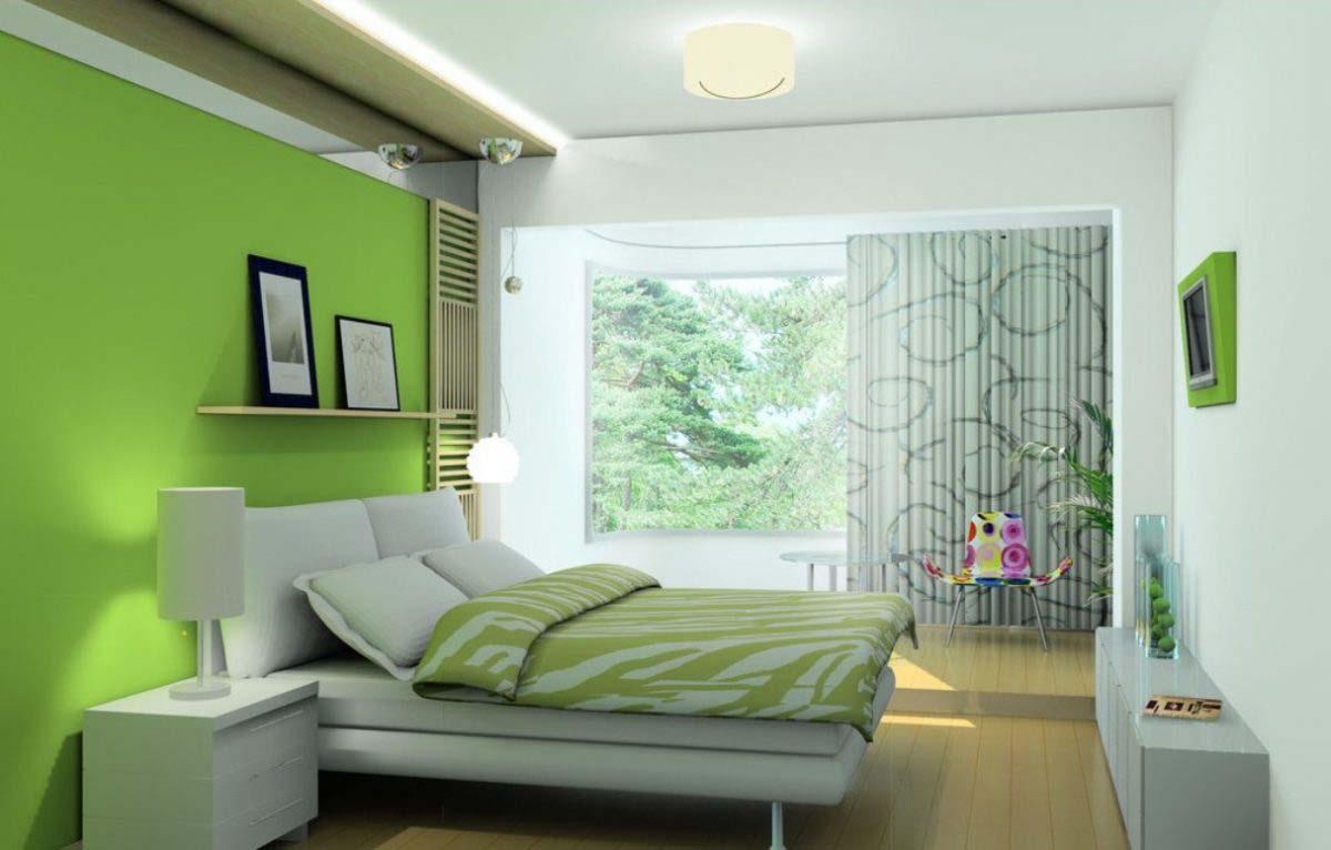 Tổng hợp 10 màu sơn phòng ngủ đẹp để bạn say giấc nồng 08