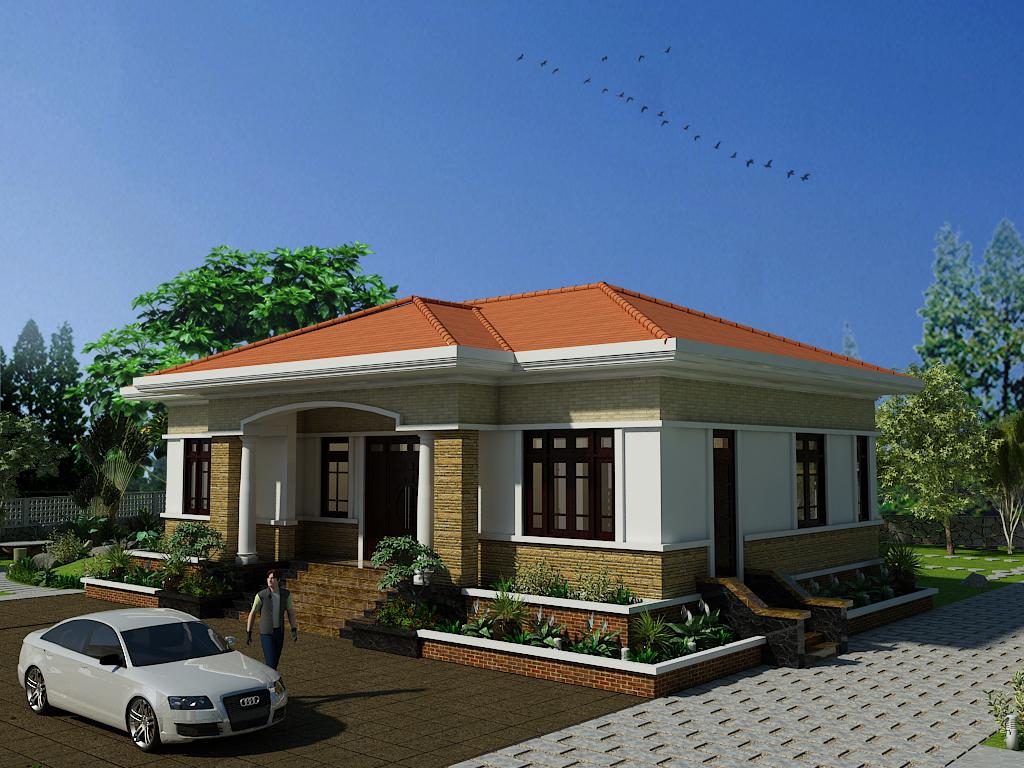Hệ thống mái nhà đóng một vai trò cực kỳ quan trọng đối với một ngôi nhà hoàn thiện.