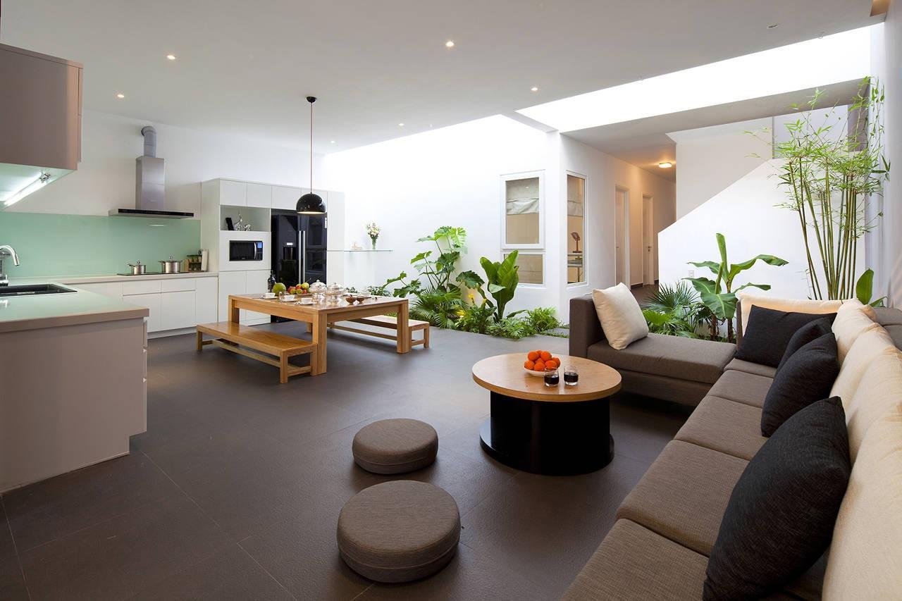 Dựa theo khí hậu ngôi nhà mà bạn chọn chiều cao trần thích hợp nhằm tiết kiệm đáng kể nguồn năng lượng mát