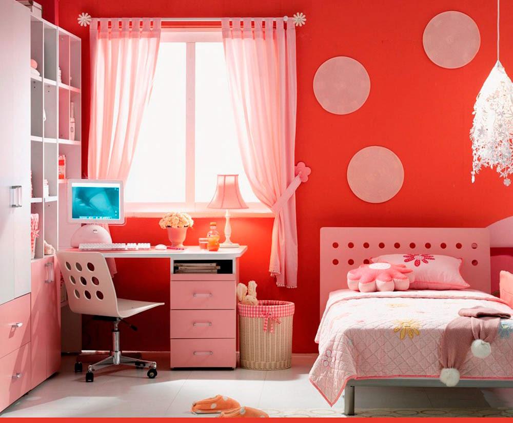Thiết kế phòng ngủ cho con gái cần chú ý đảm bảo sự an toàn