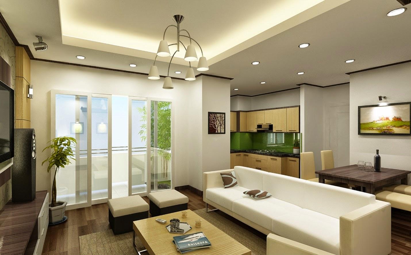 Theo thuật phong thủy, mỗi không gian kiến trúc sẽ được chia làm 3 tầng, tính từ mặt sàn lên trần trần, lần lượt là thái âm, thái dương và thái hòa