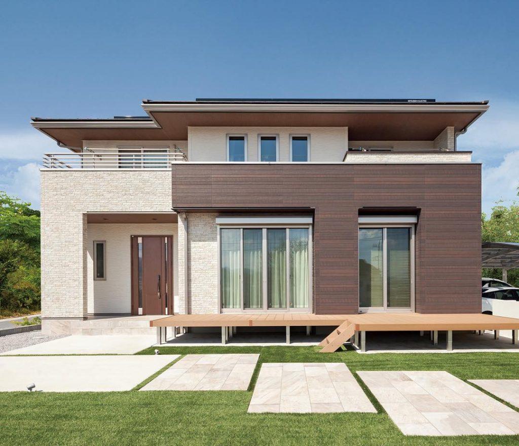 Việc xác định phong cách thiết kế của ngôi nhà trước khi chọn gạch ốp mặt tiền là điều bạn không thể bỏ qua
