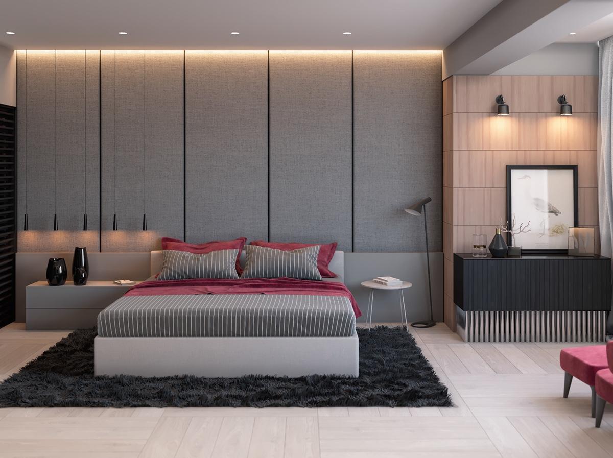 18m2 là diện tích phòng ngủ lý tưởng, phù hợp với nhiều mẫu nhà phố hiện nay