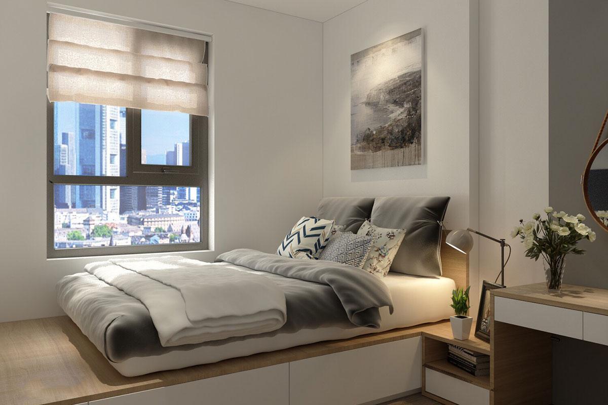 Diện tích phòng ngủ tối thiểu bao nhiêu m2 là hợp lý? 12m2 là một trong những câu trả lời chuẩn xác