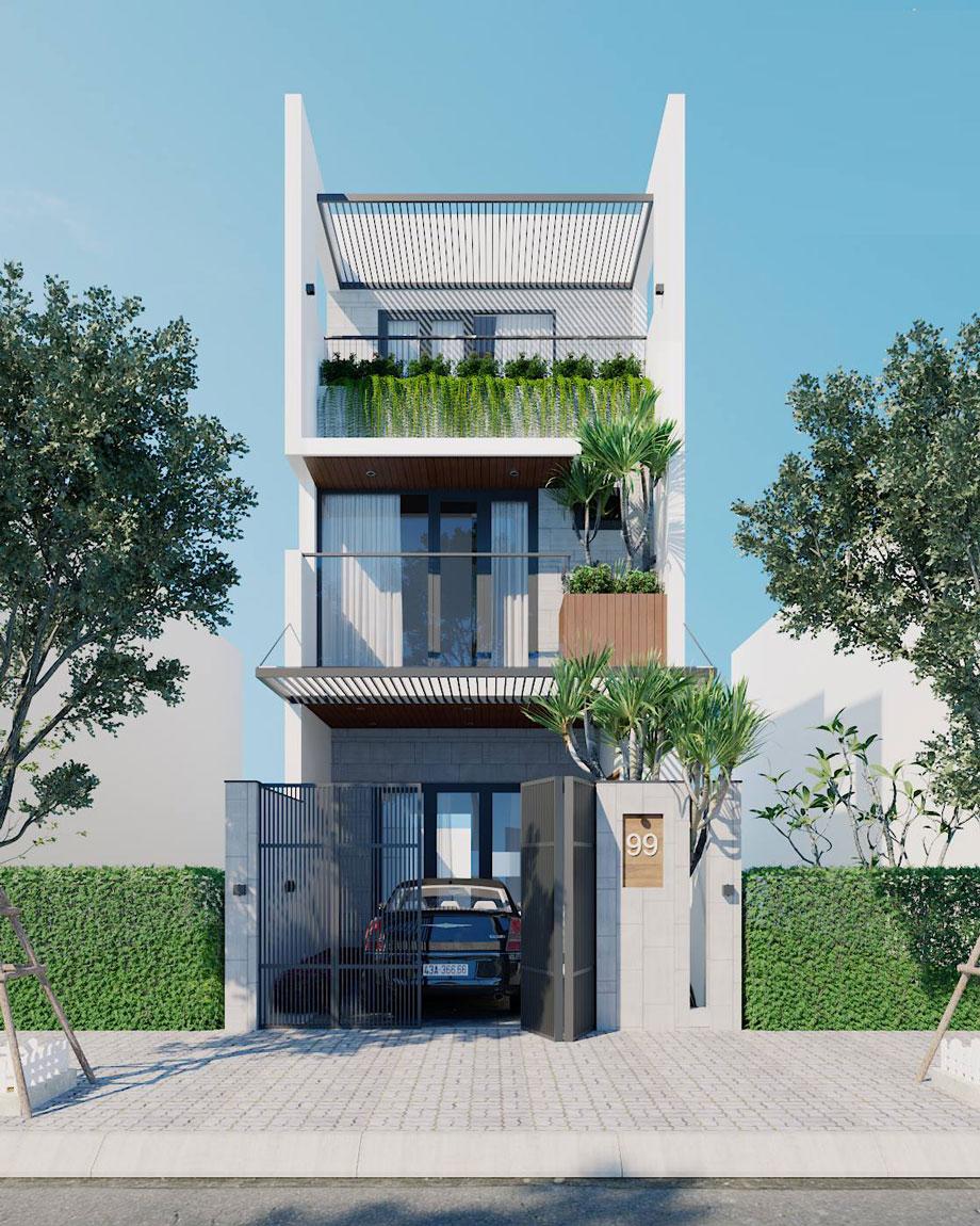 Gia chủ nên thiết kế cửa sổ, khe thoáng hoặc cửa sổ mái để tận dụng tối đa nguồn ánh sáng tự nhiên