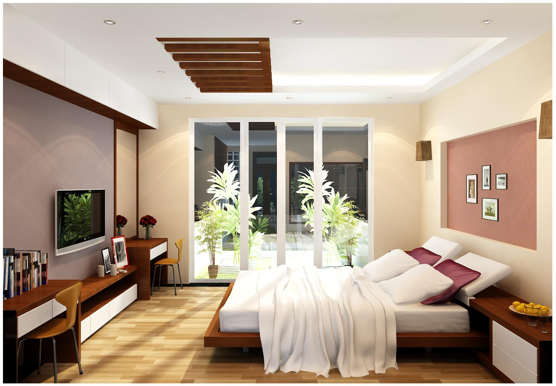 Gia chủ không nên đặt đầu giường gần cửa sổ, vì như thế sẽ khiến khí lực của gia chủ bị thoát ra ngoài