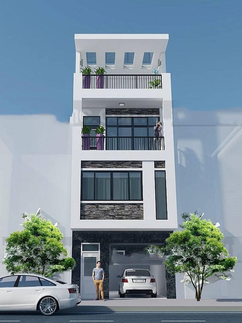 Một trong những nguyên tắc cơ bản khi xây dựng tầng hầm nhà phố chính là đảm bảo cung cấp đủ ánh sáng và không khí để tạo đối lưu