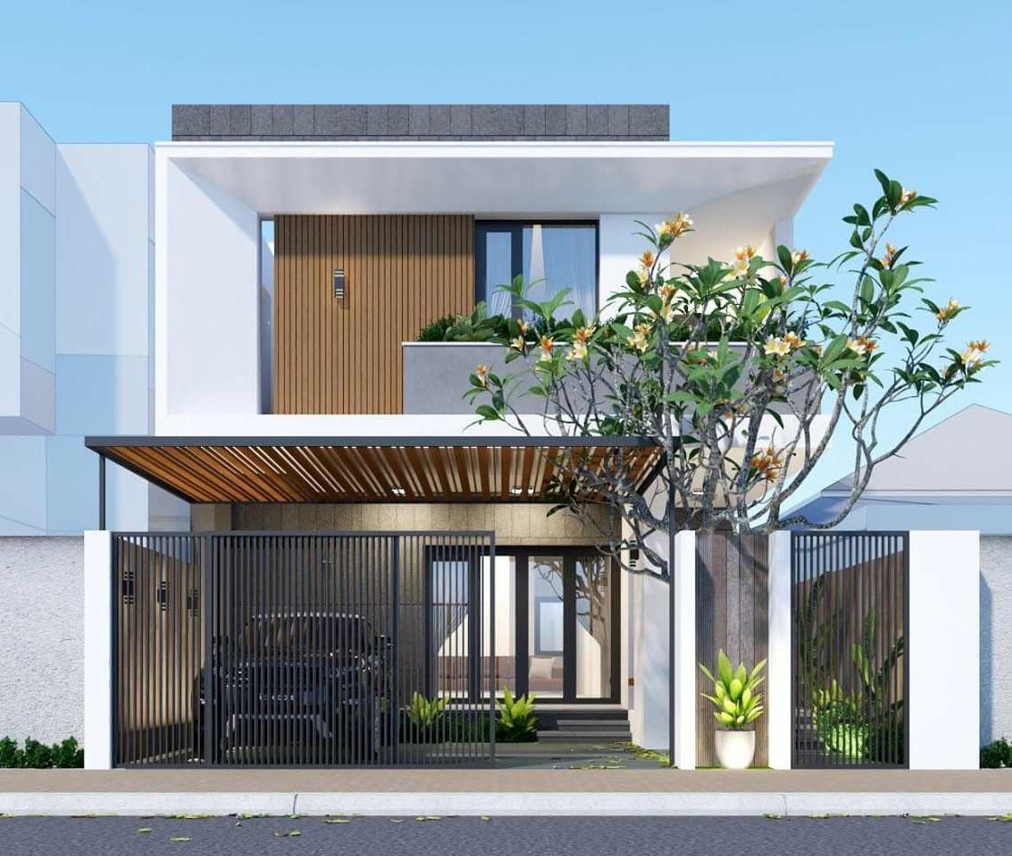 Tiểu cảnh là cây xanh quanh nhà, trước sân sẽ mang đến sự bình yên, thư thái cho mọi người khi ngắm nhìn