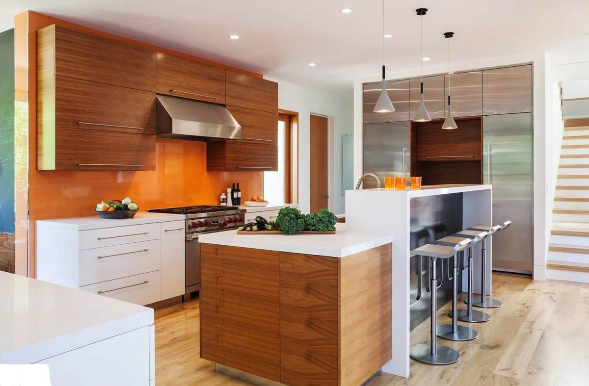 Nếu bạn muốn sở hữu không gian phòng bếp sáng sủa và ấm cứng thì không nên bỏ qua mẫu đèn trang trí đặc biệt này