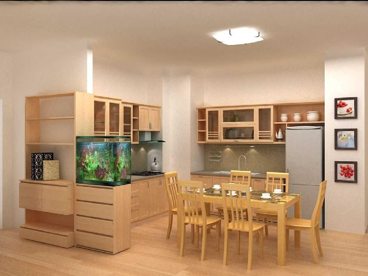 Trưng bày những đồ dùng yêu thích của gia đình bạn là cách trang trí nhà bếp cấp 4 lý tưởng