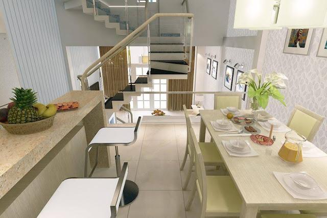 Thiết kế nhà nhỏ xinh 40m2 đẹp