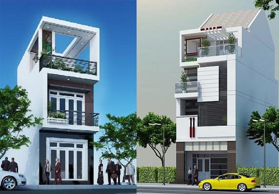 Tư vấn thiết kế nhà phố 4x10 hiện đại sang trọng