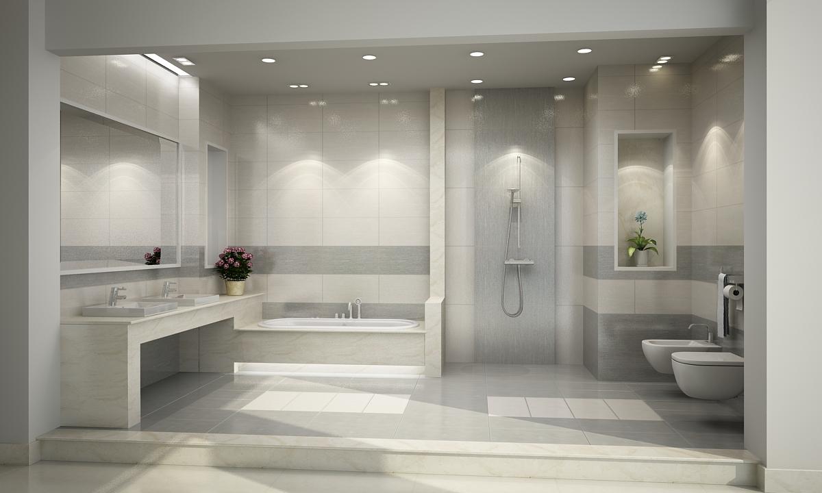 Luôn luôn đề cao tính sạch sẽ trong sinh hoạt, người Nhật thường lựa chọn giải pháp tách biệt hoàn toàn hai khu vực