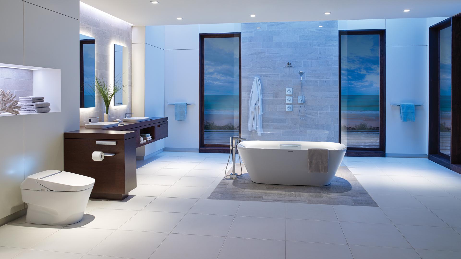 Chúng ta cũng biết rằng nhà vệ sinh là nơi ẩn nấp của vô vàng vi khuẩn và tồn đọng mùi hôi từ những chất bẩn