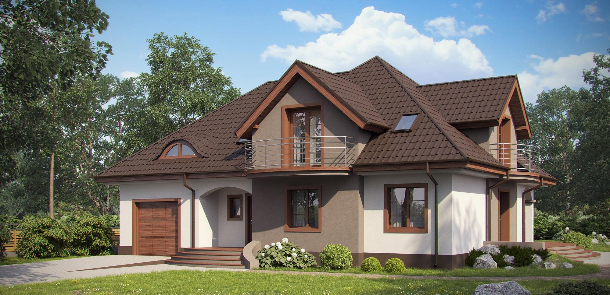 Thông thường, nếu có làm trần giả thì gia chủ sẽ tính 100% diện tích mặt sàn chéo theo mái nhà