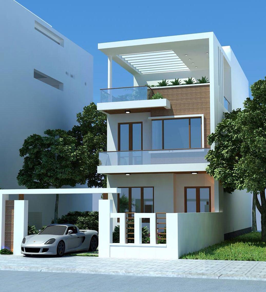 Nếu bạn là người yêu thích sự kiều diễm, sang trọng, bạn nên định hướng xây nhà theo phong cách tân cổ điển