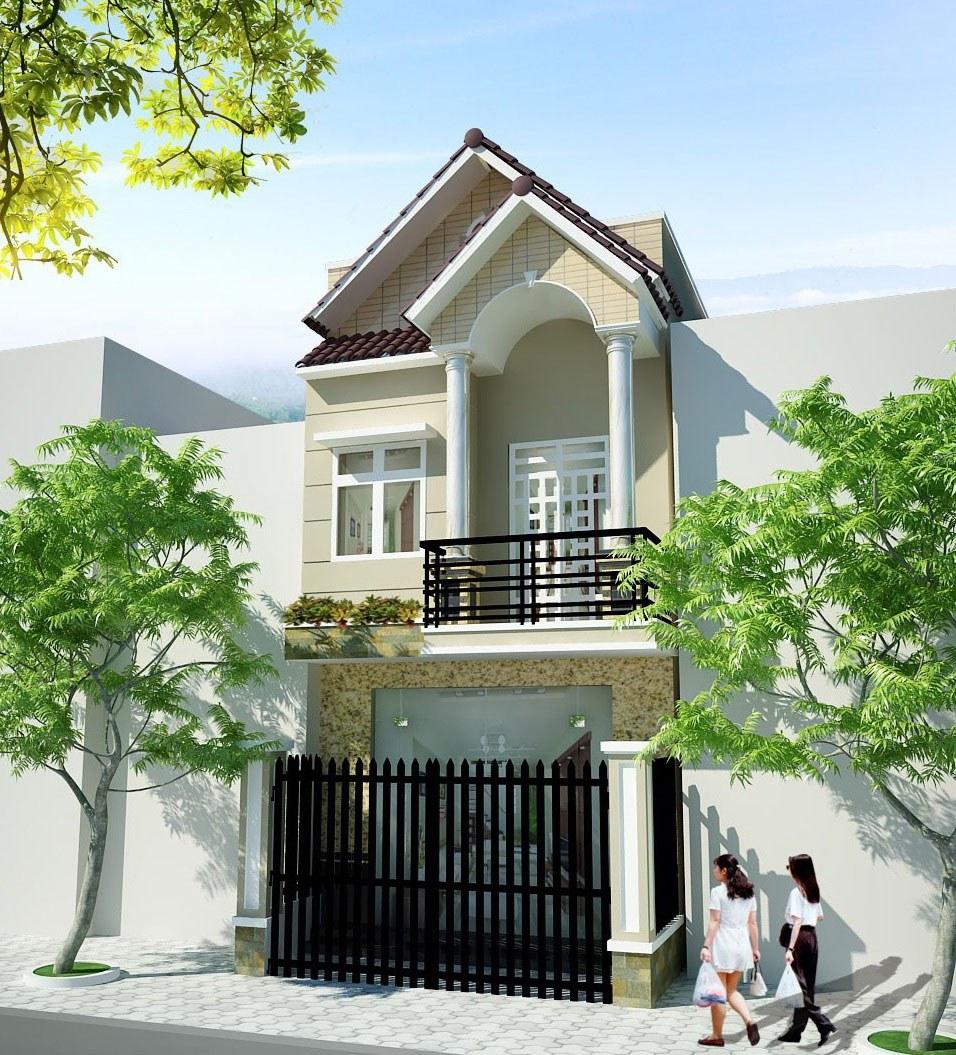 Nếu gia đình bạn có ít thành viên, bạn chỉ nên xây dựng nhà ở 1 tầng có đầy đủ công năng tiện dụng là đủ