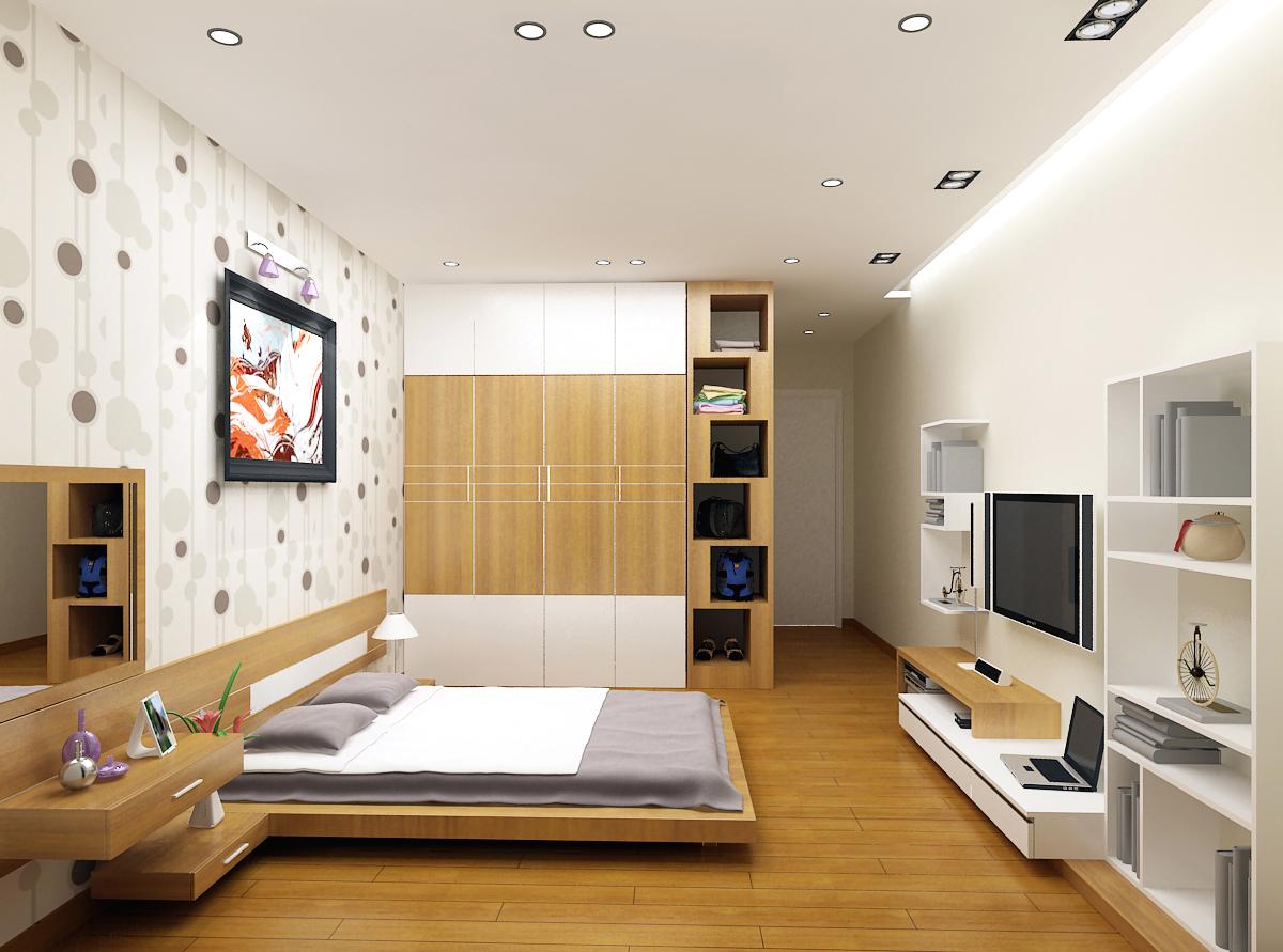 Theo kinh nghiệm thiết kế nhà đẹp, hướng Đông được coi là hướng ngủ lý tưởng cho tuổi trẻ bởi sự tràn đầy sinh khí