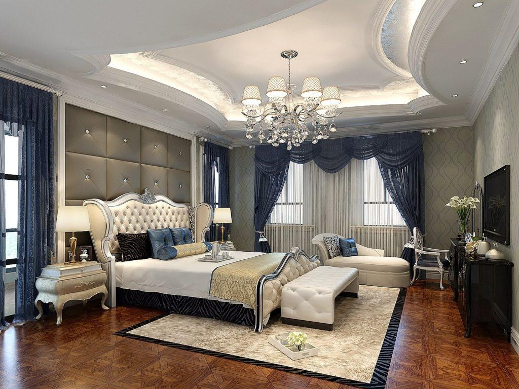 Gia chủ sẽ có không gian sống dễ chịu, giấc ngủ an lành, không ảnh hưởng đến sức khỏe