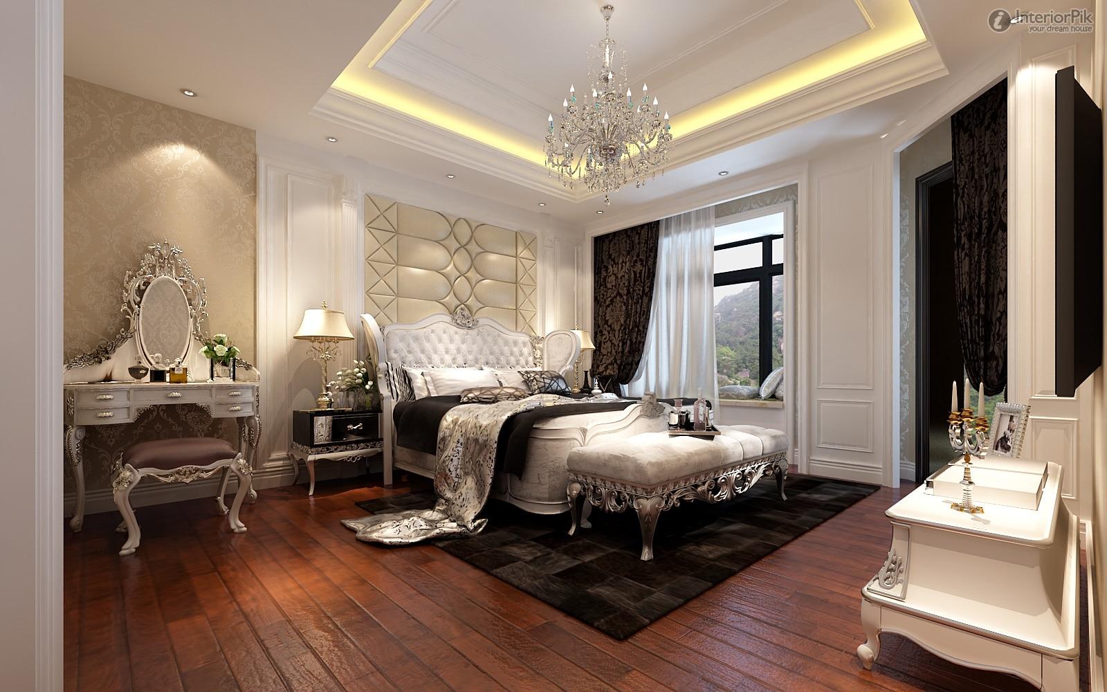 Gia chủ nên chọn chất liệu gỗ tự nhiên hoặc gỗ công nghiệp để trang trí không gian phòng ngủ