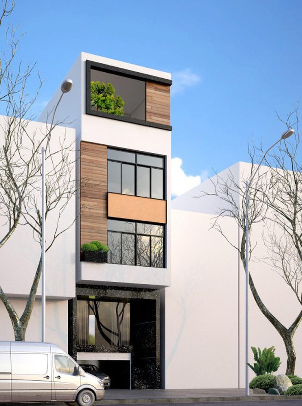 Thông thường, biệt thự 3 tầng có tầng hầm là thiết kế xây dựng nhà khá lý tưởng