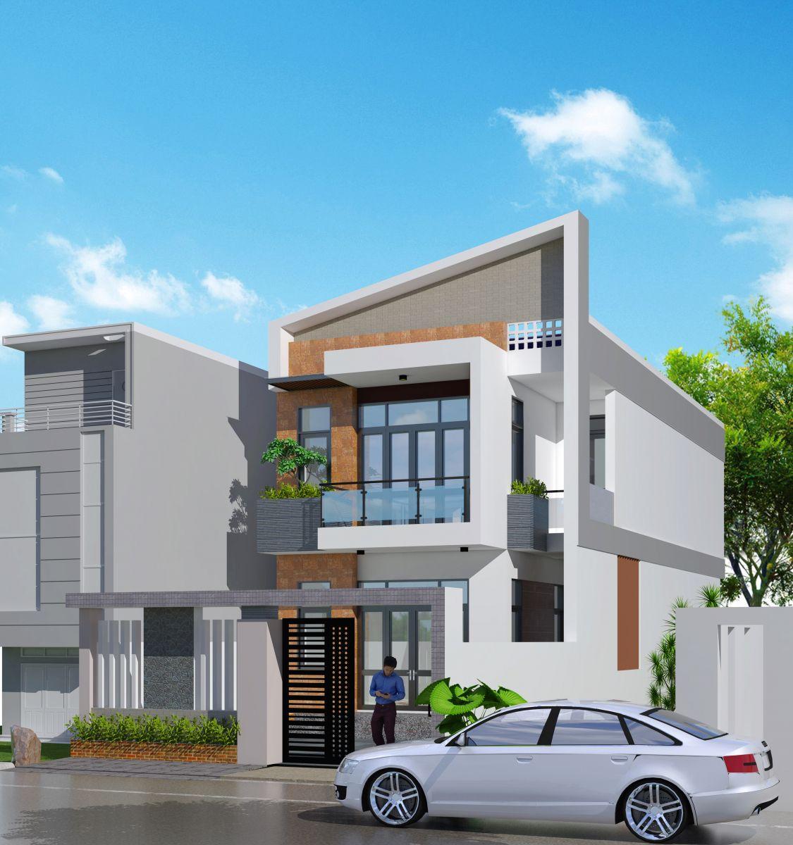 Tận dụng lợi thế mặt tiền rộng 6m, gia chủ có thể thiết kế mẫu nhà phố đẹp với không gian mở thông thoáng