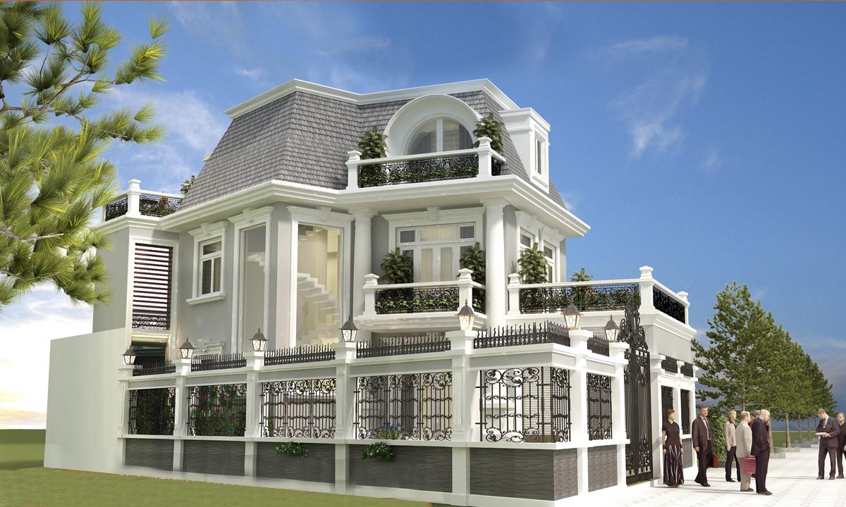 Làm sao để xây dựng được ngôi nhà có không gian rộng, đảm bảo thuận lợi cho công việc kinh doanh